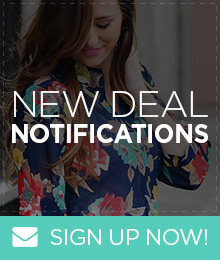Sign Up for Awesome Daily Deals from Jane.com