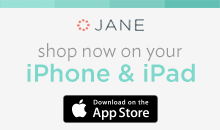 Jane.com Now Available on the iPhone and iPad - Download Now on the Apple janApp Store!