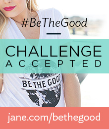 Accept Our Challenge to #BeTheGood