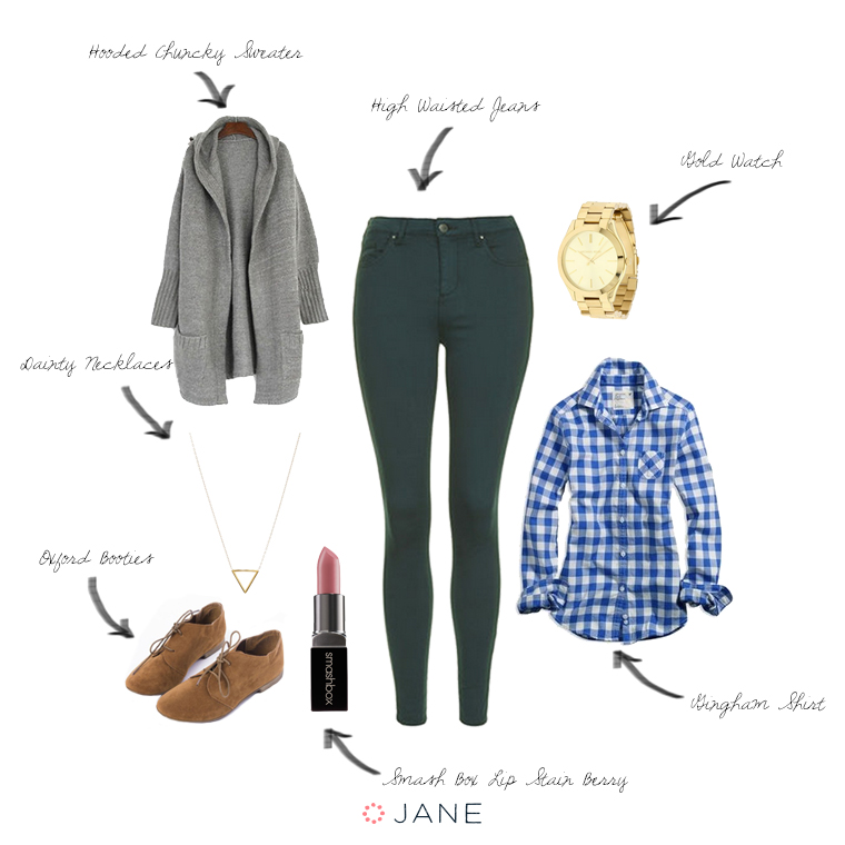 how to put outfits together from your own closet