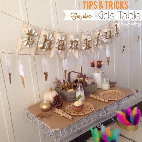 Glam Up Your Thanksgiving Decor Part One Jane Blog Jane Blog