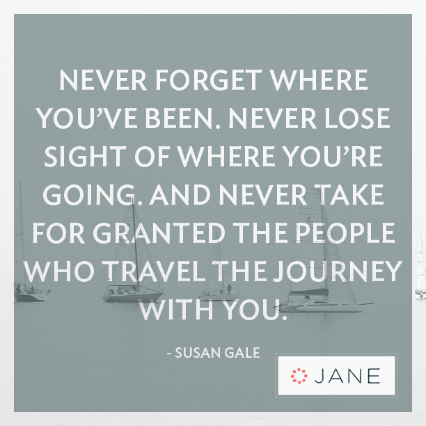 U Been Where With Who Jane Quotes - Jane Blo...