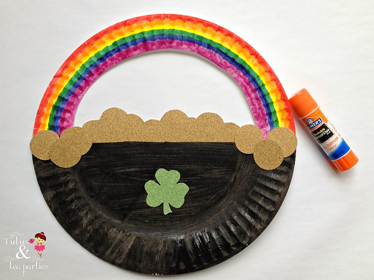pot of gold craft 8 st patricks day crafts for 5249