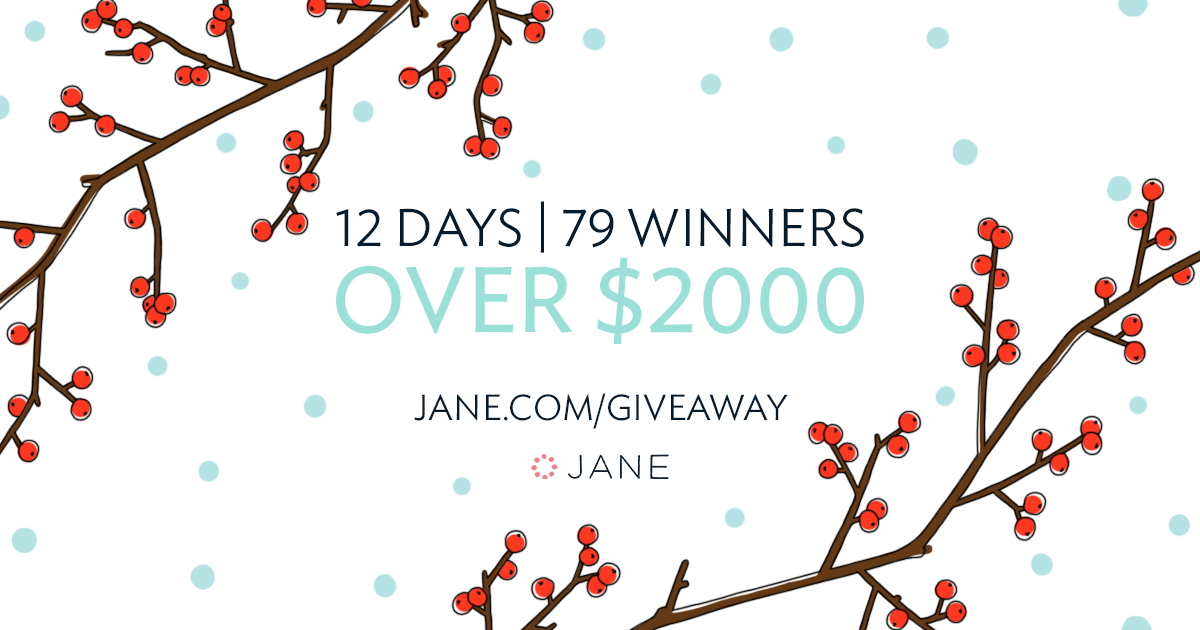 12 days of christmas facebook giveaway good