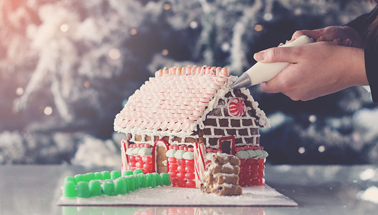 Gingerbread house hacks jane blog jane blog rome wasnt built in a day but your gingerbread house solutioingenieria Choice Image