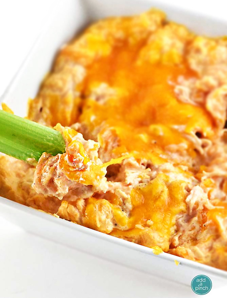 21 Touchdown Recipes for Your Super Bowl Party: Buffalo Chicken Dip