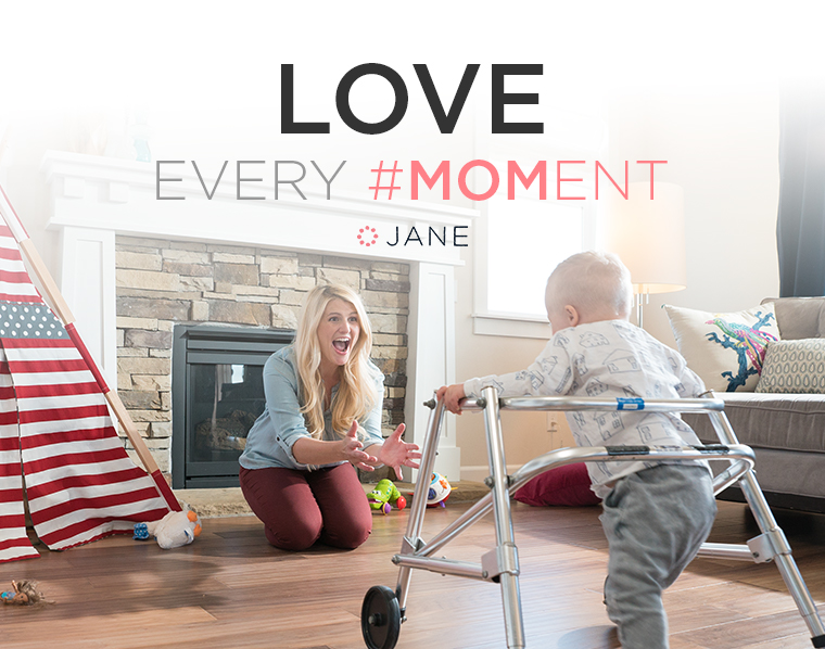 Love Every #MOMENT