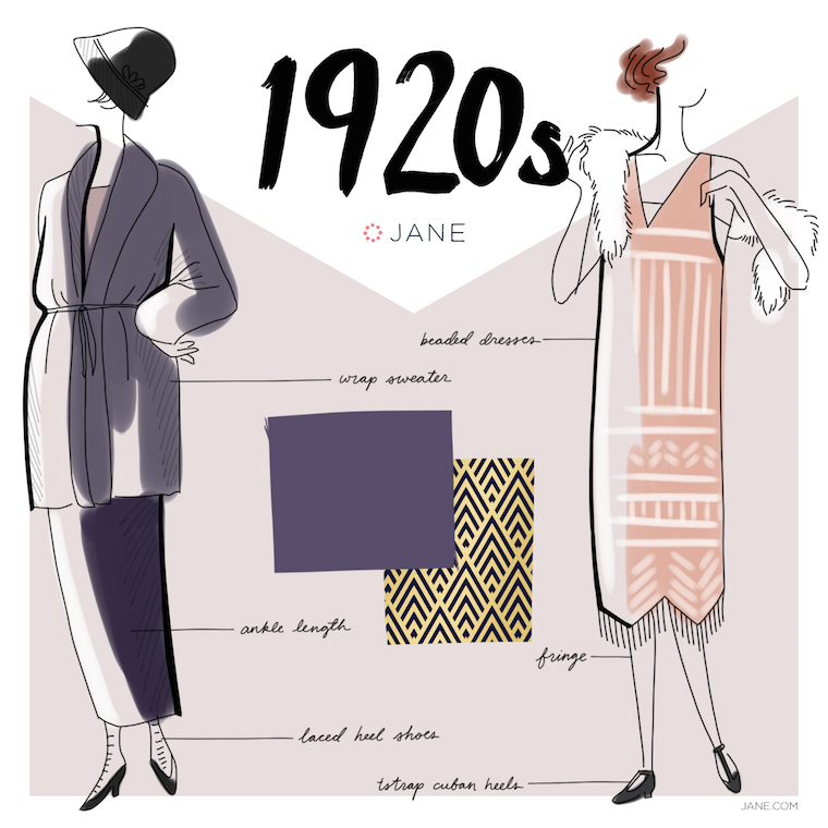 1920s fashion timeless flapper