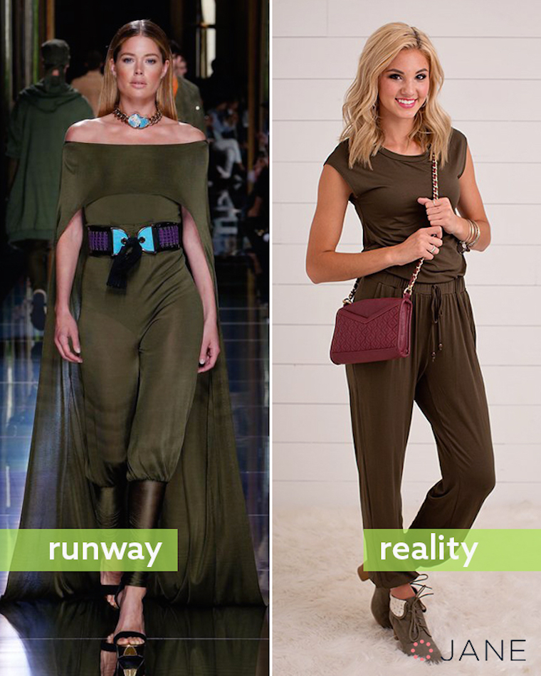 jumpsuits rompers runway to reality fashion