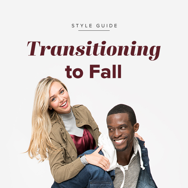 TRANSITIONING TO FALL