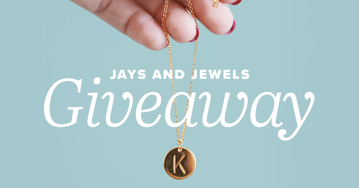 Jays and Jewels Giveaway on Jane.com