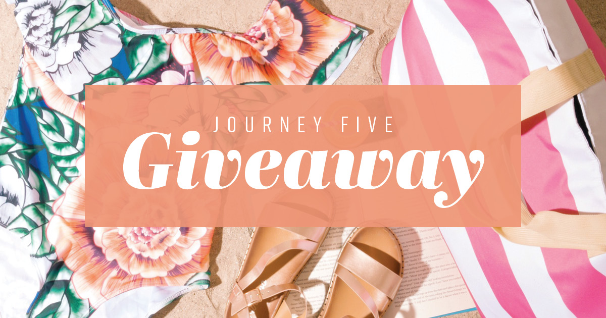 Journey Five Giveaway on Jane.com