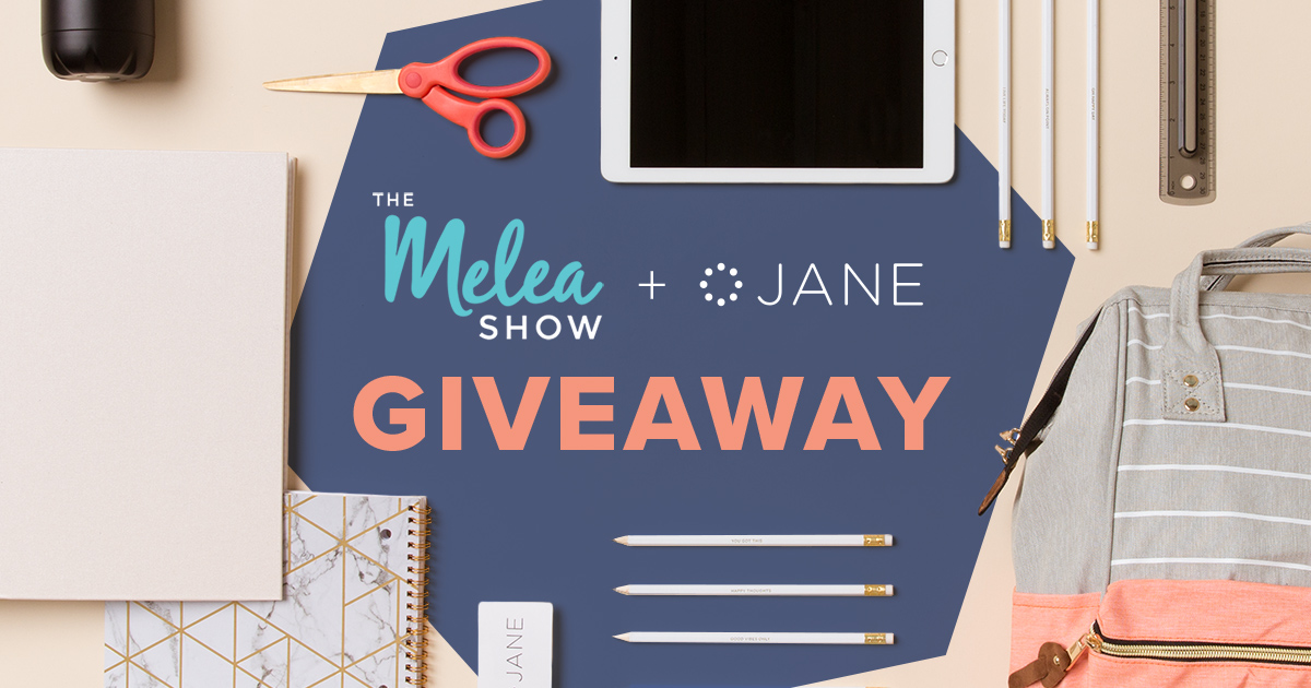 Back to School Giveaway on Jane.com