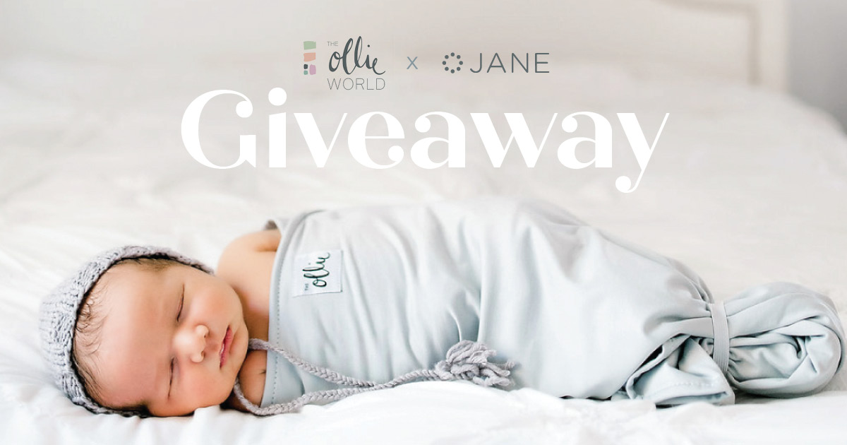 The Ollie World Giveaway on Jane.com