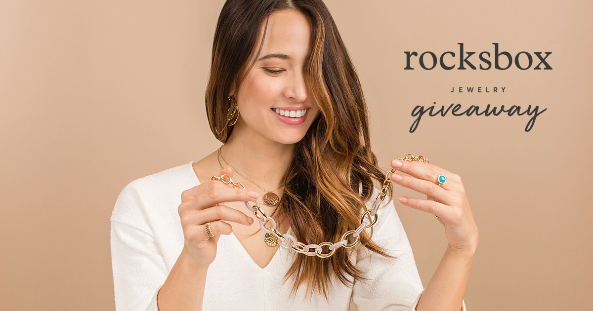 Rocksbox Giveaway on Jane.com