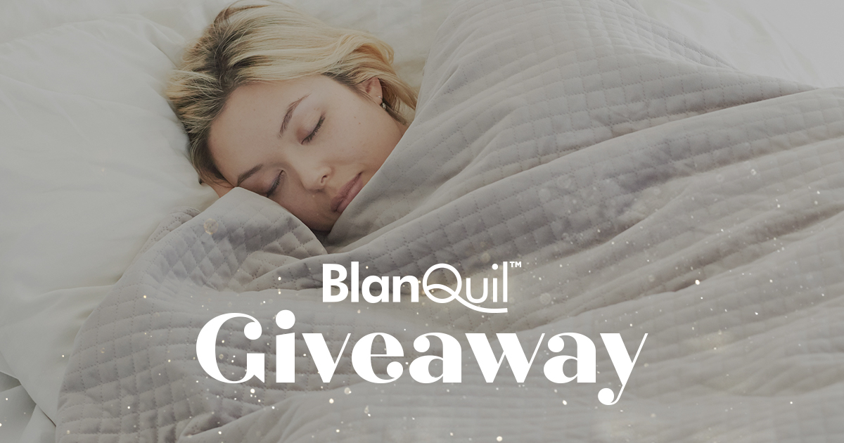 BlanQuil Giveaway on Jane.com