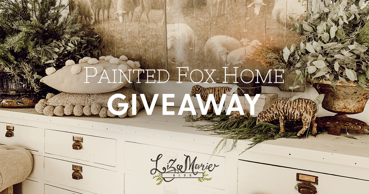Painted Fox Giveaway on Jane.com