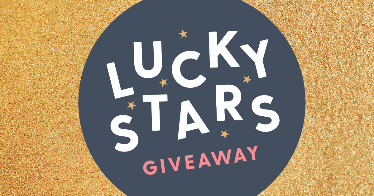 Lucky Stars Giveaway on Jane.com