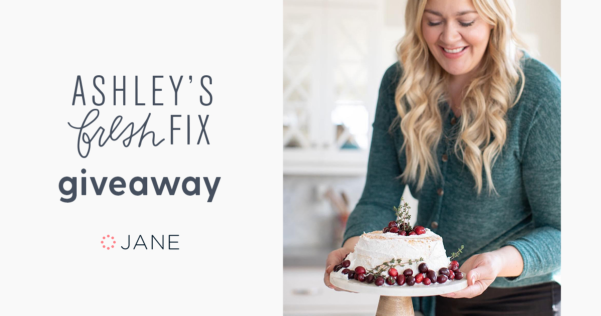 Fawn Design Giveaway on Jane.com