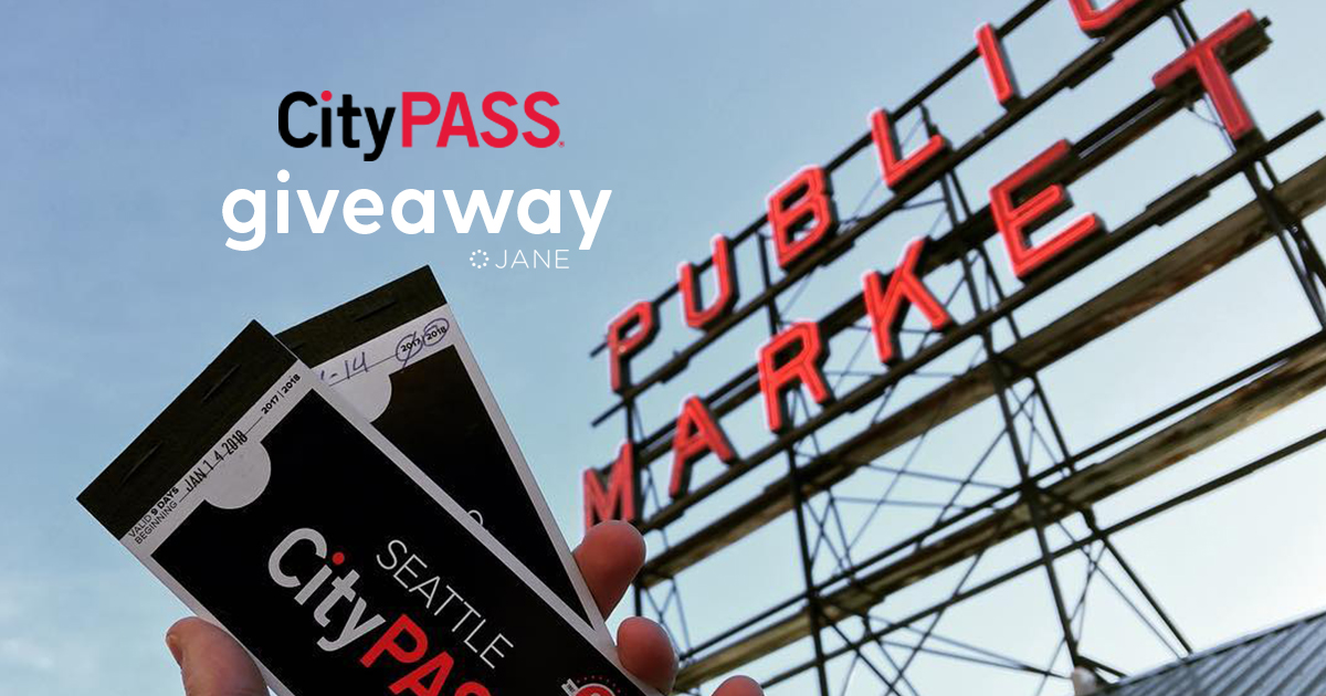 CityPASS Giveaway on Jane.com