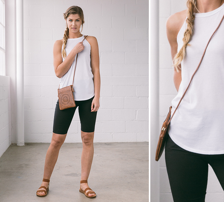 bermuda-shorts-white-tank