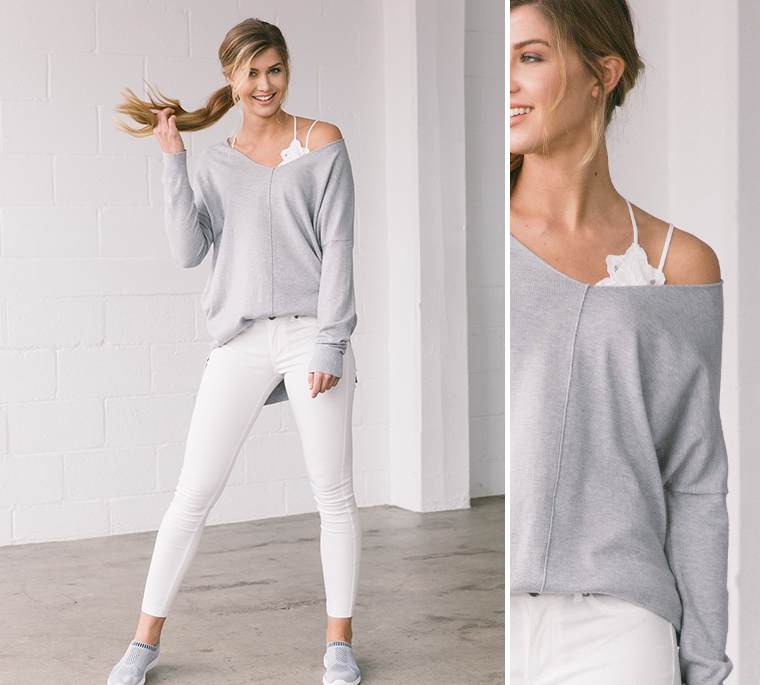 white-skinnies-gray-pullover-sweater