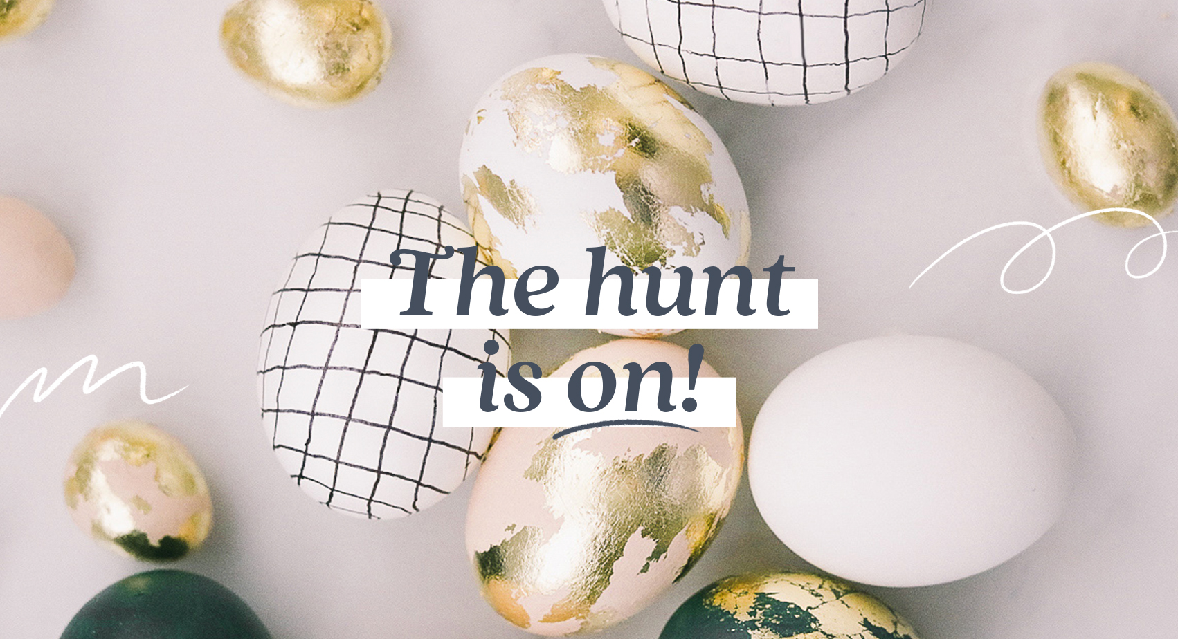 The Hunt Is On Facebook Giveaway