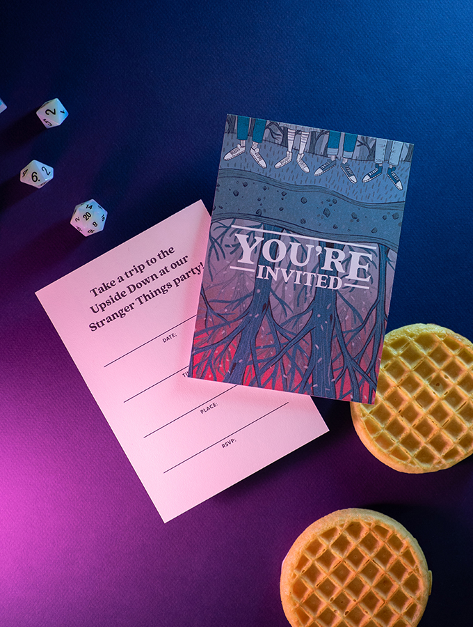 Everything You Need To Throw A Stranger Things Party Jane Blog