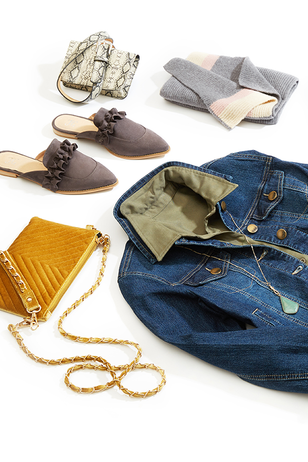 Product Flat Lay