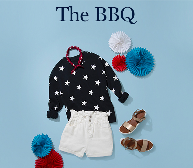 outfit for going to a bbq