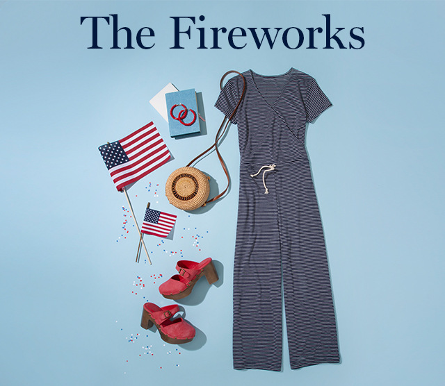 outfit for watching fireworks