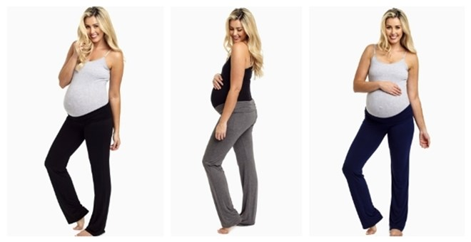 Maternity Yoga Pants | Jane