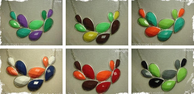 Silent Angel Statement Necklaces - 6 Styles to Choose From!
