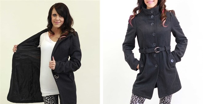 Classic Belted Trench Pea Coats! | Jane