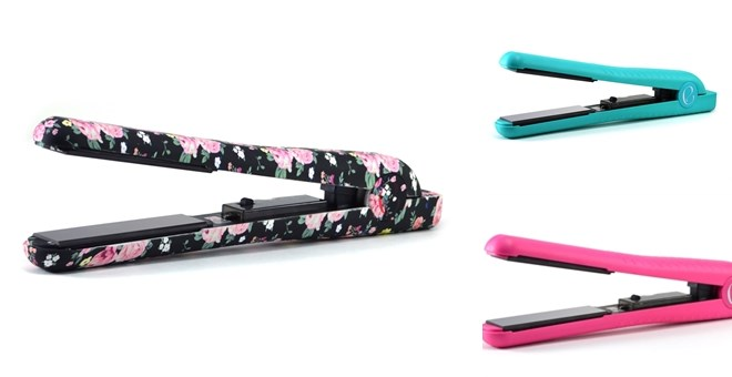 1 25 Quot 100 Diamond Infused Ceramic Flat Iron Jane