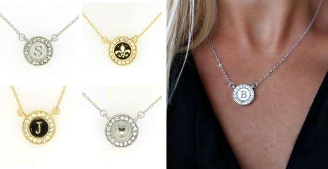 PERFECT For Valentines Day! Perfect Initial Necklace! | Jane