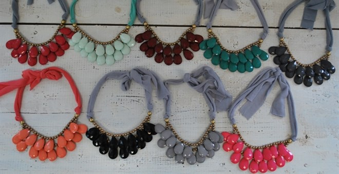 Briolette Necklace Blowout Sale!!