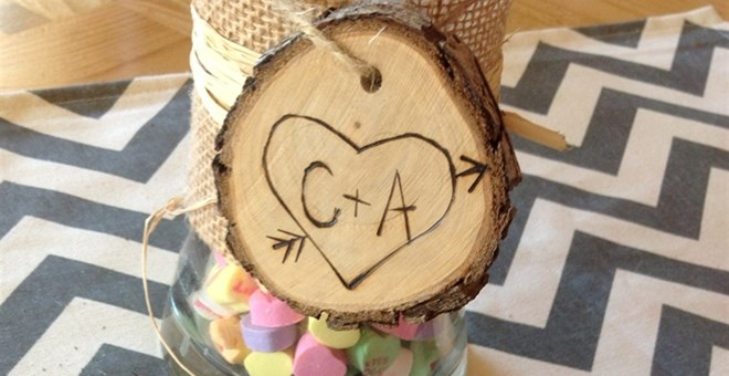 Sweethearts Carved Upon a Tree!