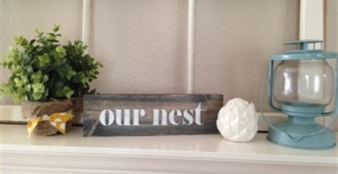Our nest home decor jane for Our home decor