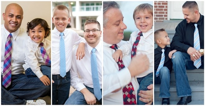 Daddy & Me Ties Blowout