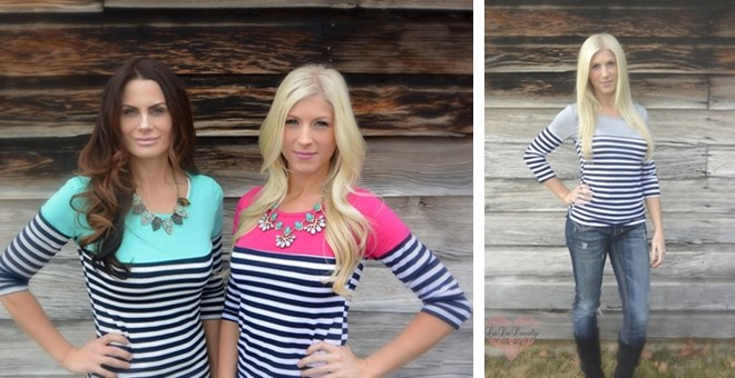 Must Have Striped Spring Top