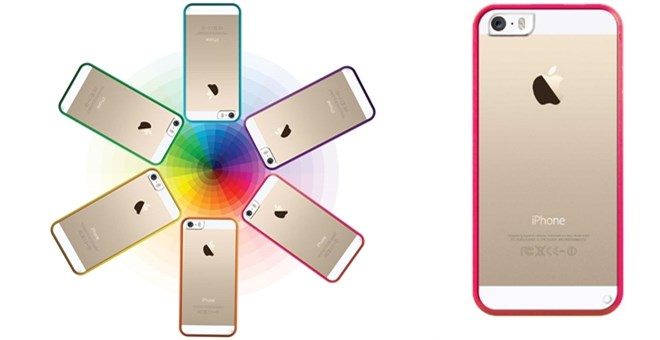 Image of 10 Assorted Colors Shell Protective Case for iPhone 5/5S & 5C