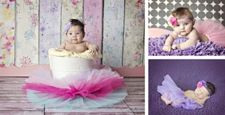 Baby Tutus - Solid and Two Toned! 15 Colors