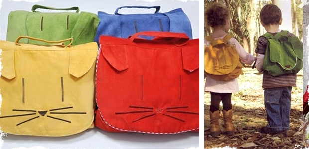 Manuela Style Animal Backpack-Bag!