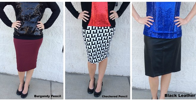 Ruby's MAXI, PENCIL & SKATER Skirt BLOWOUT!!