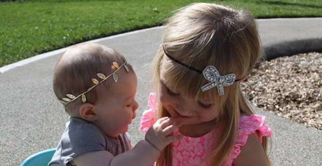 Glam Headbands-4 styles!