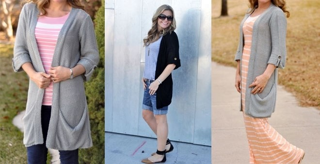 Oversized Cardigans – Perfect for Spring