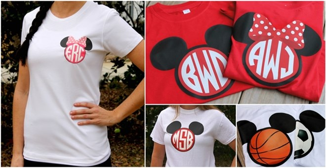 Personalized Character Shirts for Adults!