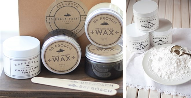 Chalk Paint When To Wax