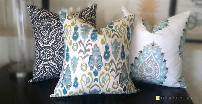 Pillow Covers Boho Collection Jane